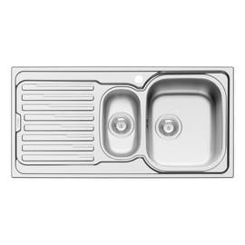 Lavello Cucina 1 Vasca Grande.Lavelli Da Incasso O Appoggio Prezzi E Offerte Online