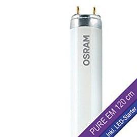 Tubo LED auto-alimentato LED024373BOX1 1500 LM bianco tenue L 120 cm