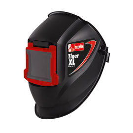 Maschera da saldatore TELWIN Tiger XL area visiva  9 cm