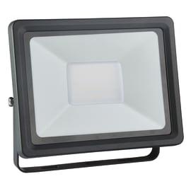 Proiettore LED integrato Yonkers in alluminio, antracite, 50W 4500LM IP65 INSPIRE