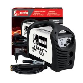 Saldatrice inverter TELWIN Infinity 150 mma 130 A 4000 W
