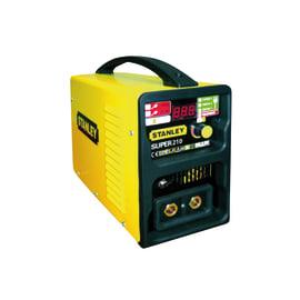 Saldatrice inverter STANLEY SUPER 210 mma 180 A 7000 W