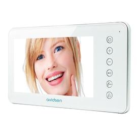 Schermo supplementare per videocitofono AVIDSEN 122398