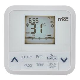 Cronotermostato MELCHIONI MK680 bianco