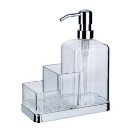 Dispenser sapone trasparente