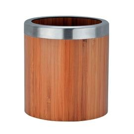 Porta posate in bambù x 13