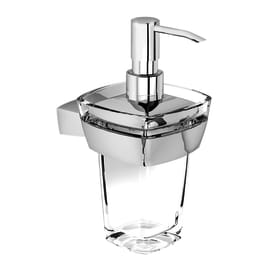 Dispenser sapone London trasparente