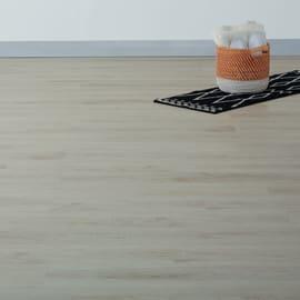 Pavimento pvc flottante clic+ Trend white Sp 4 mm bianco