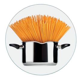 Sottopentola Spaghetti 20 x 0.8 x 20 cm fantasia