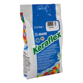 Colla in polvere Keraflex MAPEI 5 kg bianco