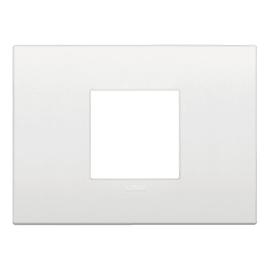 Placca VIMAR Arké 2 moduli bianco