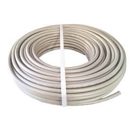 Cavo elettrico BALDASSARI CAVI 4 fili x 1,5 mm² Matassa 100 m grigio