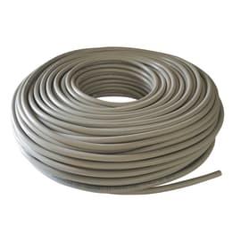 Cavo elettrico BALDASSARI CAVI 3 fili Matassa 50 m grigio