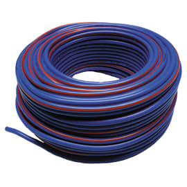 Cavo elettrico fror BERICA CAVI 2 fili x 0,5 mm² Matassa 50 m blu
