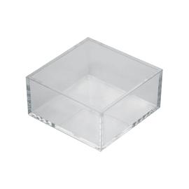 Organizer bagno Cie richL 21 x H 16.5 cm Ø 5 cm trasparente