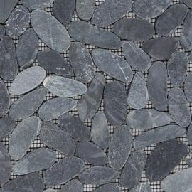 Piastrella decorativa Elisse H 30 x L 30 cm nero