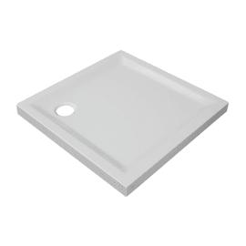 Piatto doccia acrilico Houston 70 x 70 cm bianco