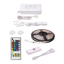 Striscia led 5m luce regolazione da bianco caldo a bianco freddo 400LM IP20 INSPIRE