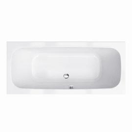 Pannello di rivestimento vasca frontale e laterale Tag acrilico bianco L 180 x H 80 cm