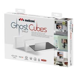 Copricavi Ghost cubes shelf plastica