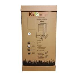 Kit solare fotovoltaico GREEN TOP 6KWP 6000 W