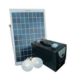 Kit pannello solare con luce PESAC GQ200 20 W