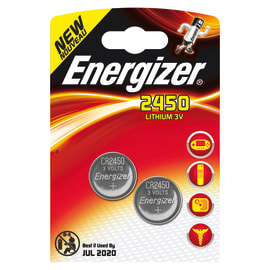 Pila CR2450/DL2450 ENERGIZER 2 batterie