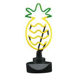 Lampada da scrivania Pinapple 230VCA verde, giallo, in vetro, LED integrato MAX5,4W IP20