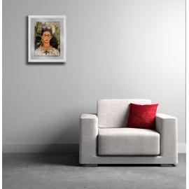 Quadro con cornice Frida 45.5x55.5 cm