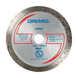 Disco DREMEL Ø 7.7 cm
