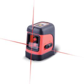 Livella laser SPEKTRA e treppiede TP Light rosso