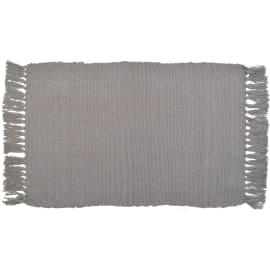 Tappeto Cucina Basic grigio 80x50 cm