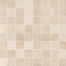 Mosaico Beton H 30 x L 30 cm beige