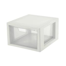 Cassettiera L 32.5 x P 35 x H 20.3 cm bianco