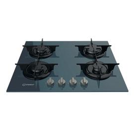 Piastra di cottura a gas 55.5 cm INDESIT PR 642/I (GR)