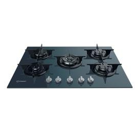 Piastra di cottura a gas 55.5 cm INDESIT PR 752 W/I (GR)