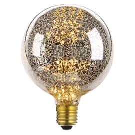 Lampadina decorativa LED Globo giallo E27 1.4W = 30LM (equiv 10W) 360°