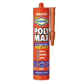 Colla Poly max original express BOSTIK marrone 425