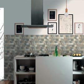 Rivestimento decorativo Bistrot grigio/beige