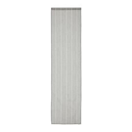 Tendina vetro Lippia grigio tunnel 60x240 cm
