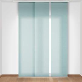 Pannello giapponese INSPIRE Scandi acquamarina 60x300 cm
