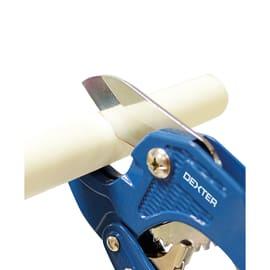 Tagliatubo senza cricchetto DEXTER per pex e multistrato Ø 3-42 mm