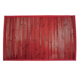Tappeto Cucina antiscivolo Classic rosso 180x50 cm