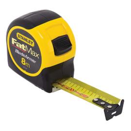 Flessometro pieghevole STANLEY Fat max acciaio laminato 8 m
