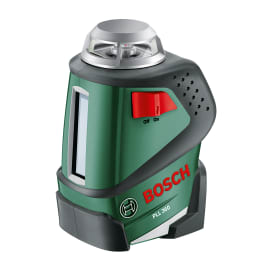 Livella laser BOSCH PLL 360 rosso