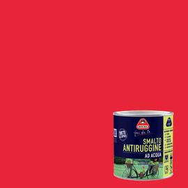 Smalto antiruggine BOERO FAI DA TE rosso 0.5 L