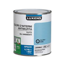 Pittura murale  antimuffa LUXENS 0.75 L blu 6
