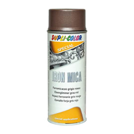 Smalto antiruggine Iron grigio bronzo 0.4 L