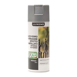 Smalto spray base solvente LUXENS 0.0075 L argento