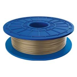 Bobina di filamento pla per stampante 3D D51 oro 162 m